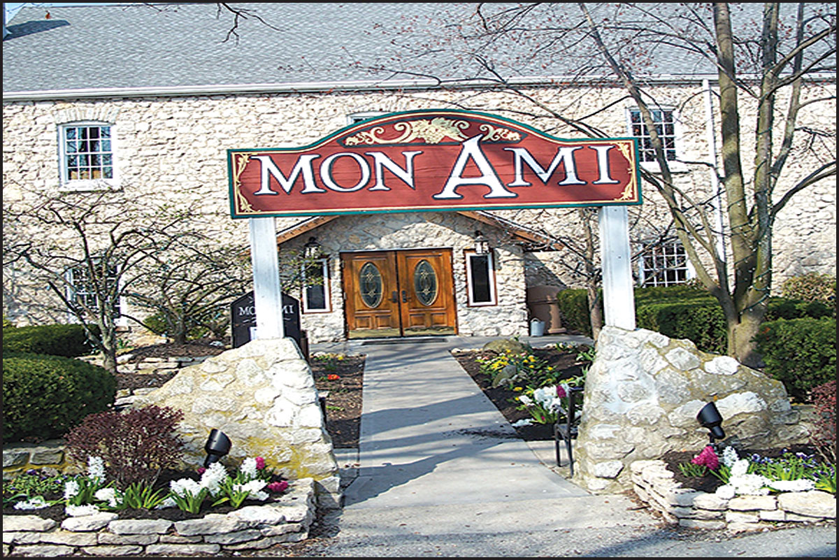 Mon Ami Historic Winery