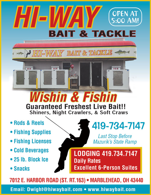 HI-WAY Bait & Tackle