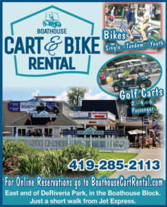 Boathouse Cart & Bike Rental