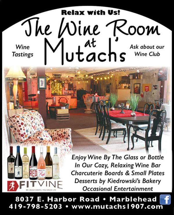 The Wine Room at Mutach's