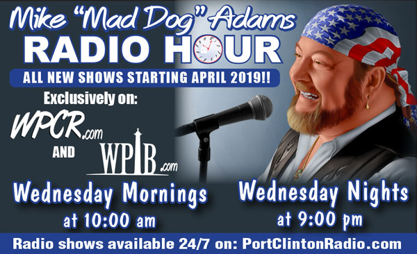 "Mike ""Mad Dog"" Adams Radio Hour"