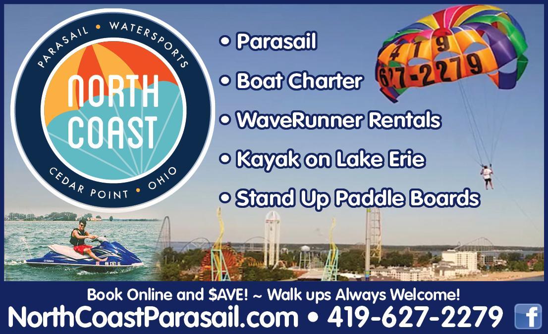 North Coast Parasail & Watersports
