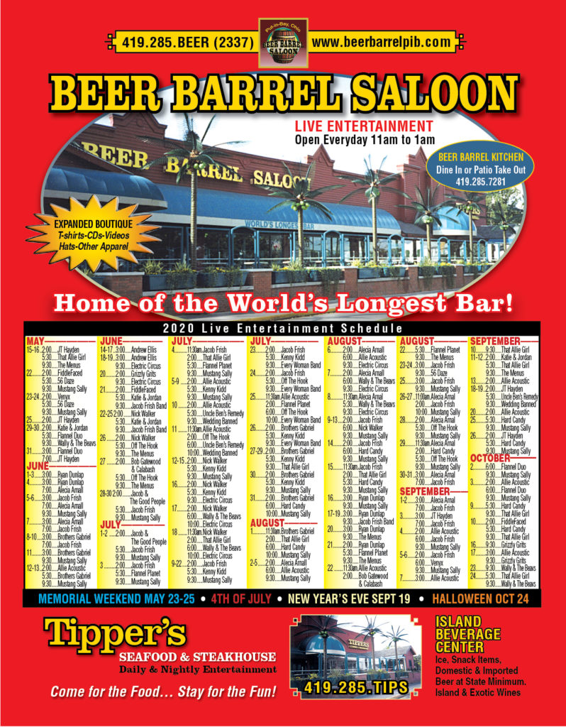Beer Barrel Saloon