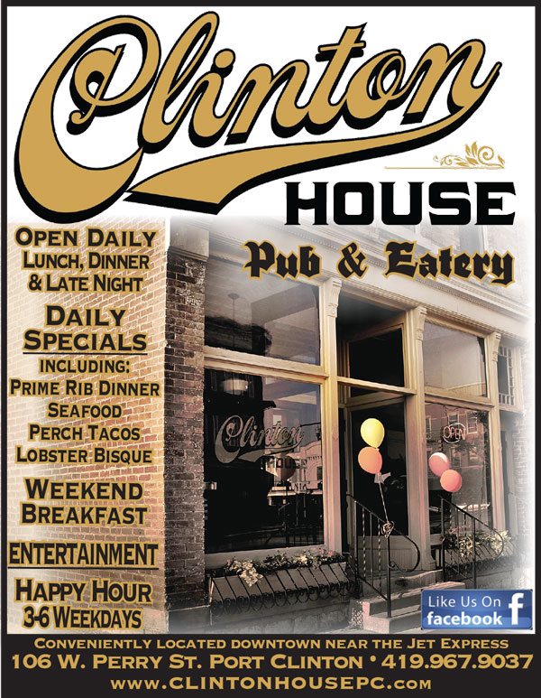 Clinton House Pub & Eatery